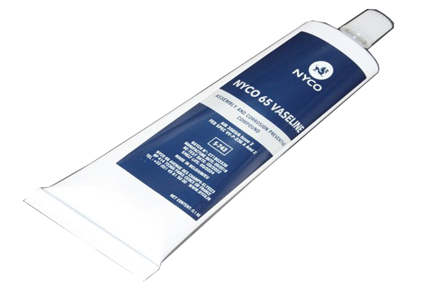 LIGHT LUBRICANT GREASE