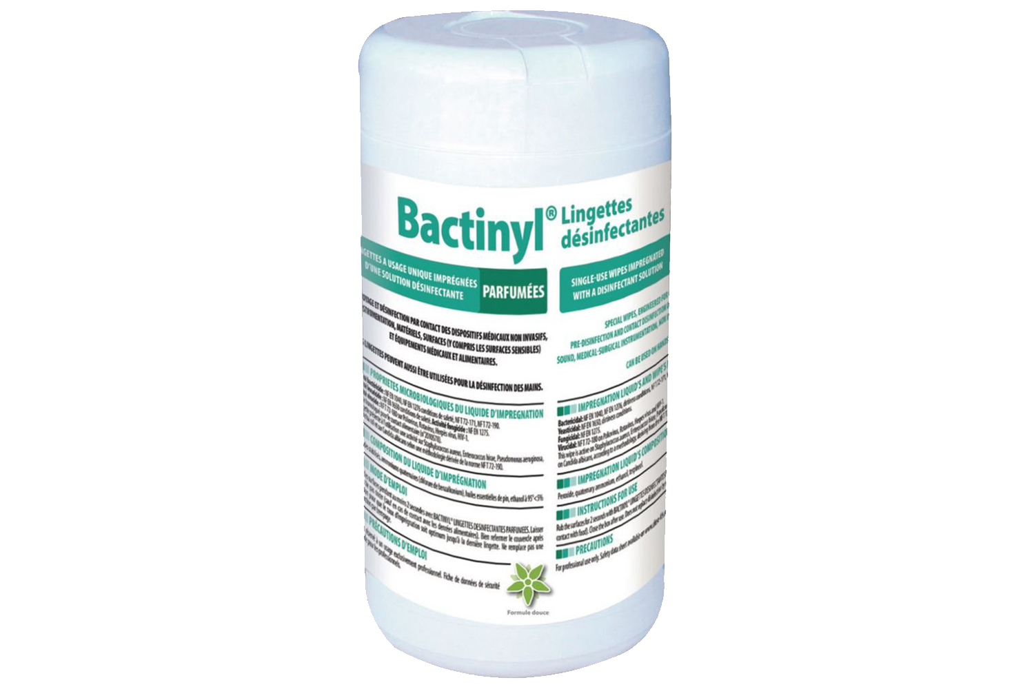 CLEANING & DISINFECTANT WIPES